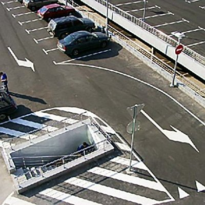 Обустройство парковок